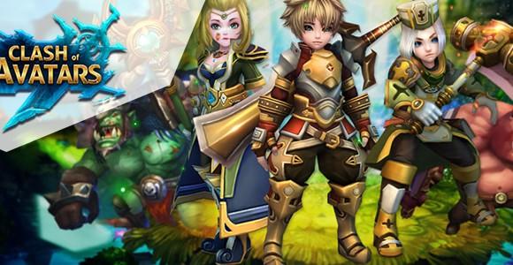 Clash of Avatars Ekran Görüntüleri - 1
