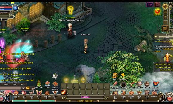Crystal Saga Ekran Görüntüleri - 6