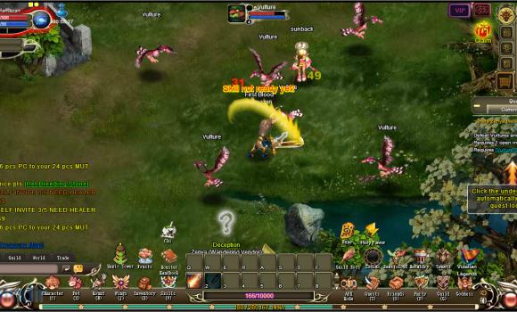 Crystal Saga Ekran Görüntüleri - 5