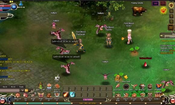 Crystal Saga Ekran Görüntüleri - 4