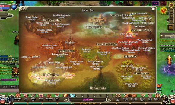 Crystal Saga Ekran Görüntüleri - 2