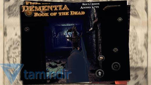 Dementia: Book of the Dead Ekran Görüntüleri - 1