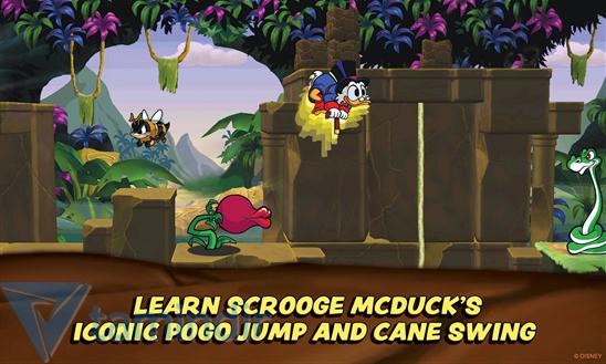 DuckTales Remastered Ekran Görüntüleri - 2