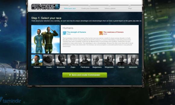Empire Universe 3 Ekran Görüntüleri - 5