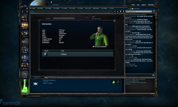 Empire Universe 3 Ekran Görüntüleri - 1