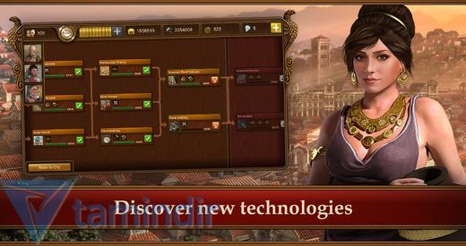 Forge of Empires Ekran Görüntüleri - 2