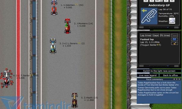 Grand Prix Racing Online Ekran Görüntüleri - 4