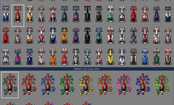Grand Prix Racing Online Ekran Görüntüleri - 3