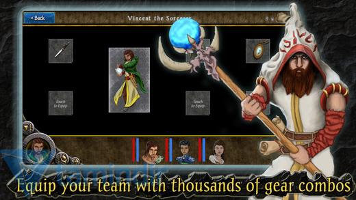 Heroes of Steel Ekran Görüntüleri - 5
