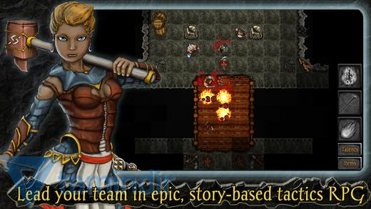 Heroes of Steel Ekran Görüntüleri - 2