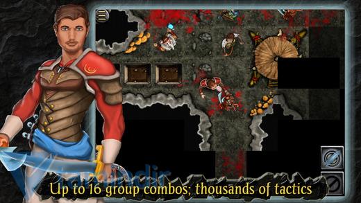 Heroes of Steel Ekran Görüntüleri - 1