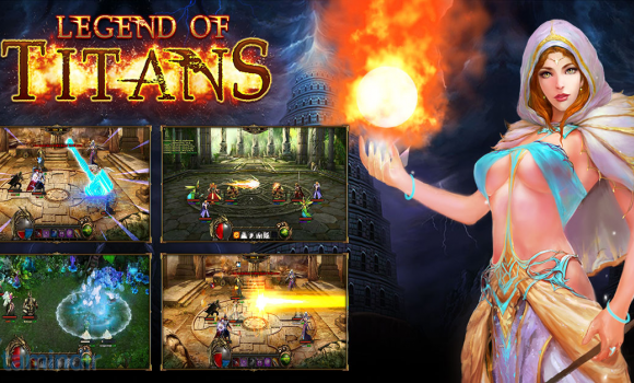 Legend of Titans Ekran Görüntüleri - 4