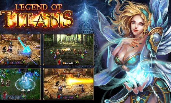 Legend of Titans Ekran Görüntüleri - 3