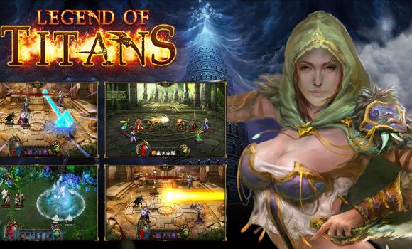 Legend of Titans Ekran Görüntüleri - 2