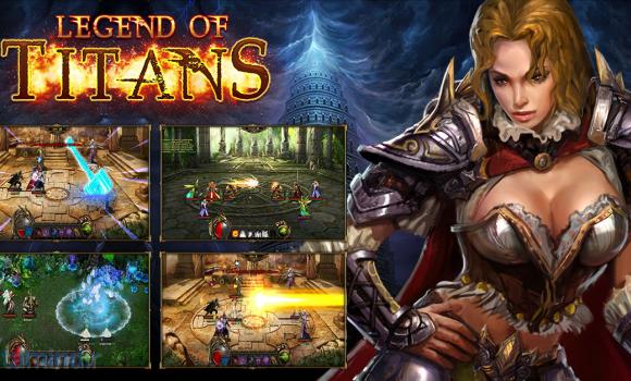 Legend of Titans Ekran Görüntüleri - 1
