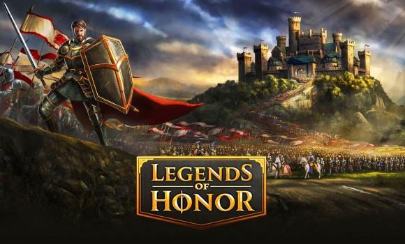Legends of Honor Ekran Görüntüleri - 1