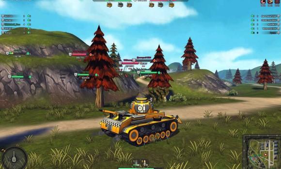 Mad Tanks Ekran Görüntüleri - 6