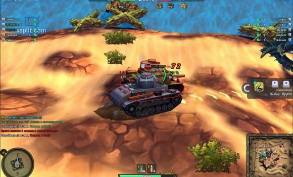 Mad Tanks Ekran Görüntüleri - 5