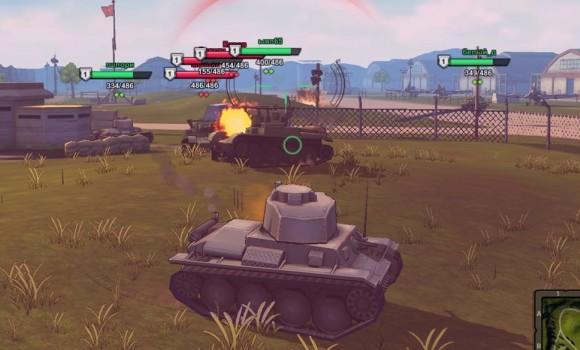 Mad Tanks Ekran Görüntüleri - 4