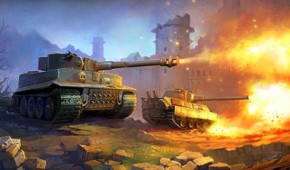 Mad Tanks Ekran Görüntüleri - 3