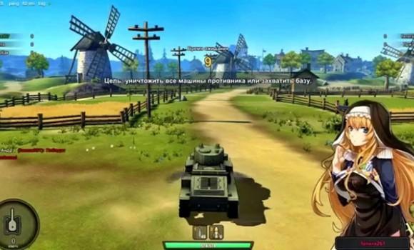 Mad Tanks Ekran Görüntüleri - 2
