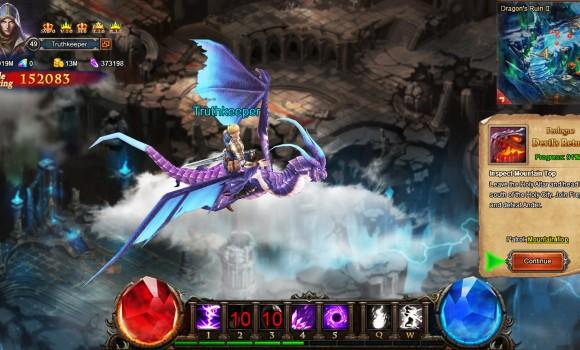 Magerealm: Rise of Chaos Ekran Görüntüleri - 5