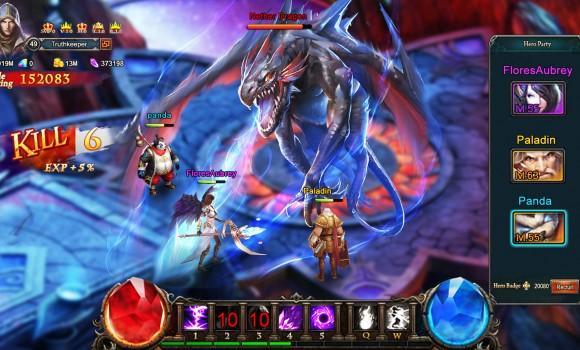 Magerealm: Rise of Chaos Ekran Görüntüleri - 3