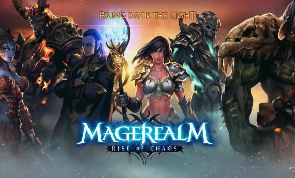 Magerealm: Rise of Chaos Ekran Görüntüleri - 1