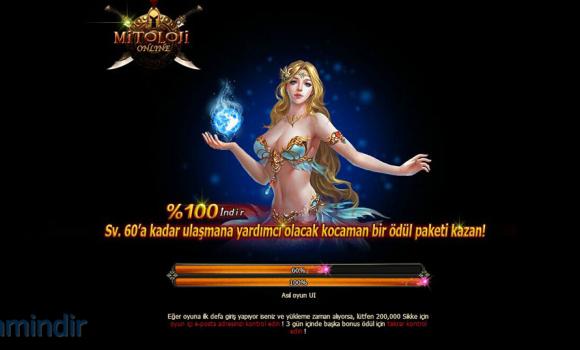 Mitoloji Online Ekran Görüntüleri - 1