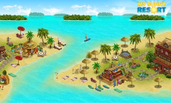 My Sunny Resort Ekran Görüntüleri - 1
