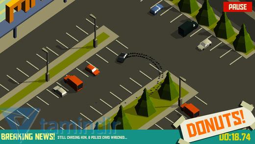 Pako - Car Chase Simulator Ekran Görüntüleri - 5