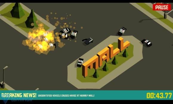 Pako - Car Chase Simulator Ekran Görüntüleri - 4