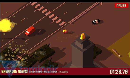 Pako - Car Chase Simulator Ekran Görüntüleri - 3