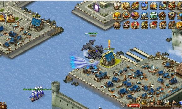 Pirate World Ekran Görüntüleri - 1
