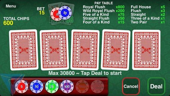 Poker 88 - Jacks or Better Ekran Görüntüleri - 4