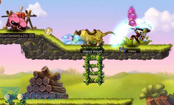 Rainbow Saga Ekran Görüntüleri - 1