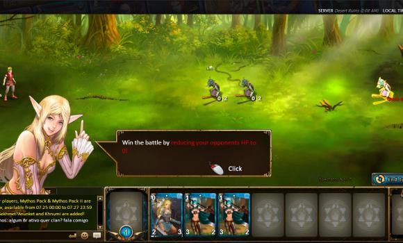 Rise of Mythos Ekran Görüntüleri - 5