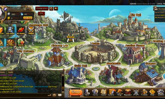 Rise of Mythos Ekran Görüntüleri - 3