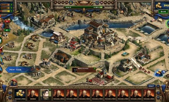 Sparta: War of Empires Ekran Görüntüleri - 3