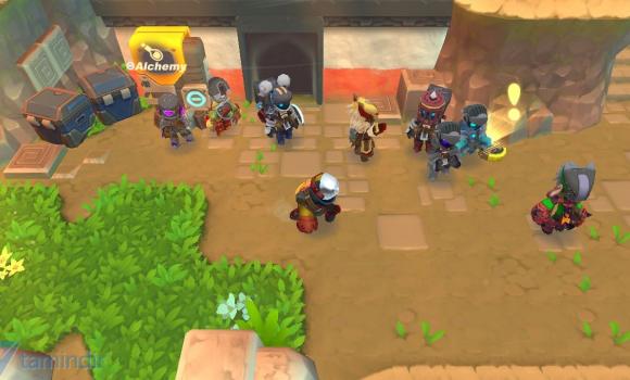 Spiral Knights Ekran Görüntüleri - 1