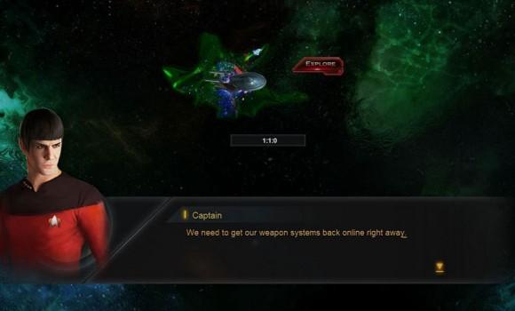 Star Trek: Alien Domain Ekran Görüntüleri - 3