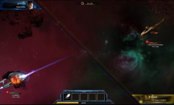 Star Trek: Alien Domain Ekran Görüntüleri - 2