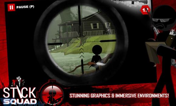 Stick Squad Ekran Görüntüleri - 1