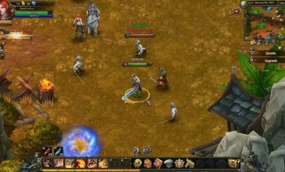 Stormthrone Ekran Görüntüleri - 3