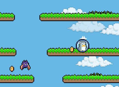 Super Penguin Ekran Görüntüleri - 1
