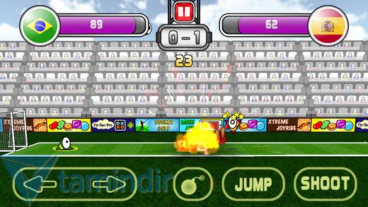 Super Triclops Soccer Ekran Görüntüleri - 5