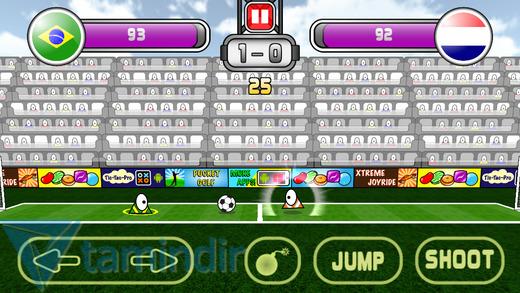 Super Triclops Soccer Ekran Görüntüleri - 4