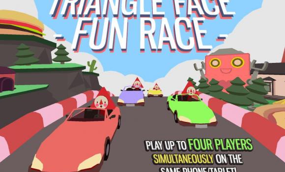 Triangle Face Fun Race Ekran Görüntüleri - 6