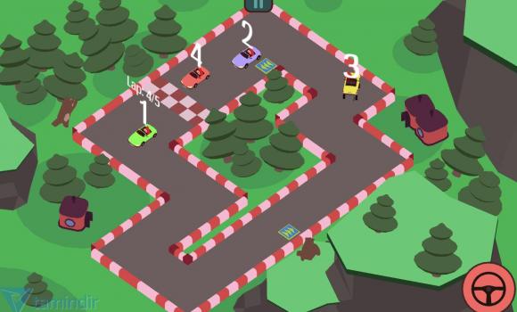 Triangle Face Fun Race Ekran Görüntüleri - 4