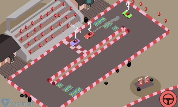Triangle Face Fun Race Ekran Görüntüleri - 1